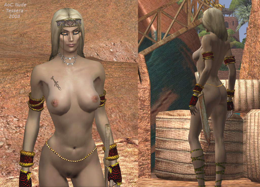 Age of conan nude